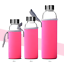 Heat Resistant Water Bottle Eco Friendly Personal Sports Fitness Use Shakers New
