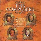 The Composers Classics: Metal Box (CD, Dec-2007, 4 Discs, Unaud)