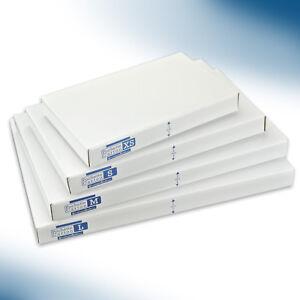 Boîtes pochettes carton petite hauteur 3cm - formats au choix - lots de 5 à 1000