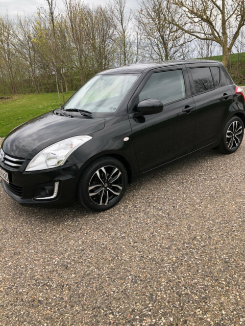 Suzuki Swift, 1,2 Cruise S ECO+, Benzin, 2014, km 103000,…