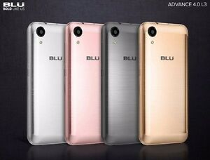 Blu Advance 4.0 L3 Android Unlocked smartphone GSM Dual Sim All Colors Metal