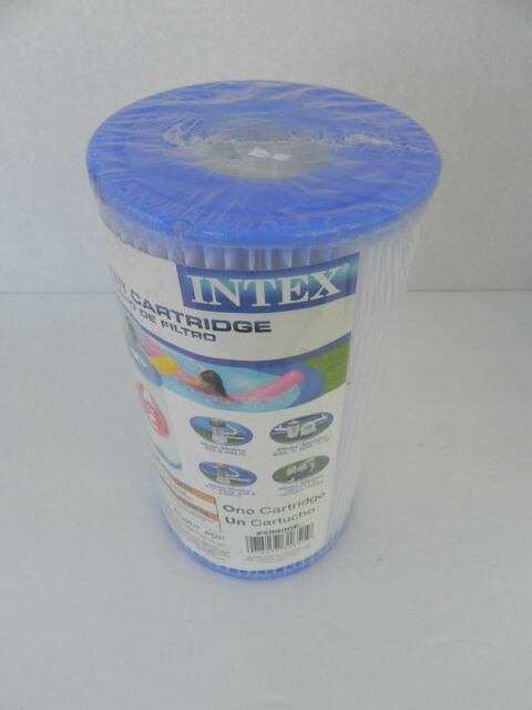 Intex Type A Filter Cartridge For Pools (Fits Pumps with both Type A and Type C)