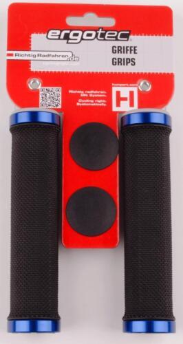 Ergotec Locking Griffe RSK-09//2 schwarz blau