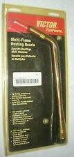 Victor Firepower 0324 0143 Acetylene Heating Tip 4 Mfa 1 Rosebud Fits Victor 100
