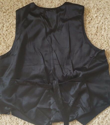 Womens Gra Jc Top Black Stars Xxl Mardi Nwt Men Silver Sequin Vest wR66q0