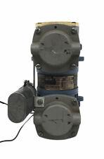 Thomas Compressor Vacuum Pump 2107ce18 115v 60hz 07a Working 10233