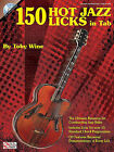 Toby Wine: 150 Hot Jazz Licks in Tab by Toby Wine (Paperback, 2010)