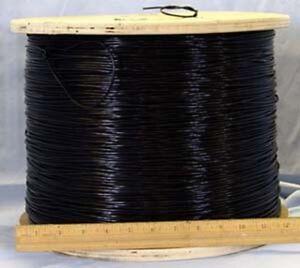 3000-ft-Nylon-Monofilament-Black-8-Gauge-Wire-Cable