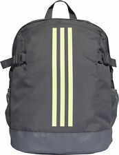 33307d7e26b7 item 3 adidas 3 Stripe Power Medium Backpack - Grey -adidas 3 Stripe Power  Medium Backpack - Grey