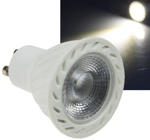 Gu10 7W=70W LED Badeinbauspots Marina 230V 1-/>10er Set IP44 Einbauleuchten