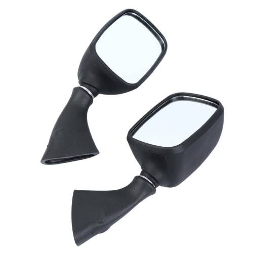 Rear View Side Mirrors For SUZUKI GSX1300R HAYABUSA GSXR1000 600 GSX-R750 Black