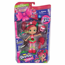 Shopkins Shoppies Dolls Rosie Bloom