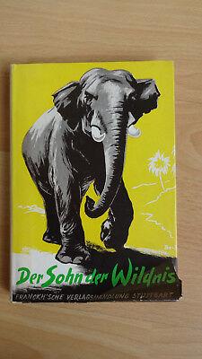 6 Der Schönsten Tiergeschichten 1951 Mild And Mellow Aggressiv Edison Marshall Der Sohn Der Wildnis