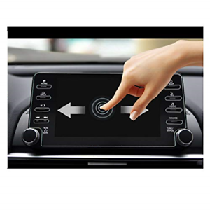"""OYFA Tempered Glass Screen Protector Compatible with 2018-2020 Honda Accord,Anti-Scratch,Shock-Resistant,HD Clear,Protecting Honda 8/"""" Touch Screen."""