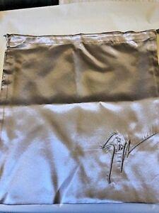 Brand New Gray Satin Finish Giuseppe Zanotti Sleeper// Dust Bag or Protective