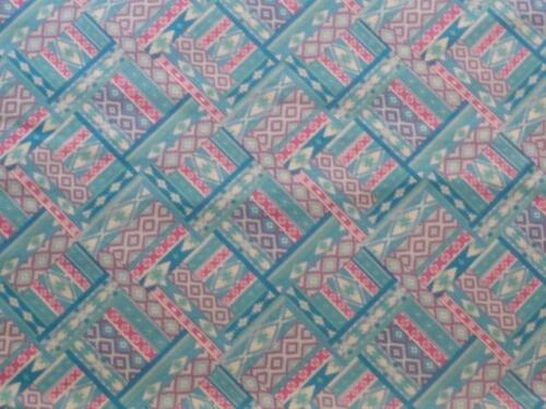 CRIB SHEET//FITTED// FLANNEL INDIAN BLANKET TYPE OF PRINT 2 COLOR CHOICES