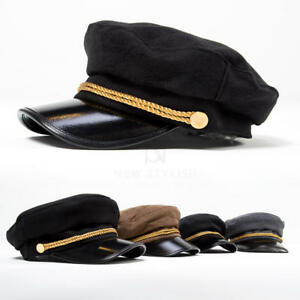 3c73ea43c34 Image is loading NewStylish-Mens-Fashion-Accessories-Hat-Gold-Twisted-Strap-