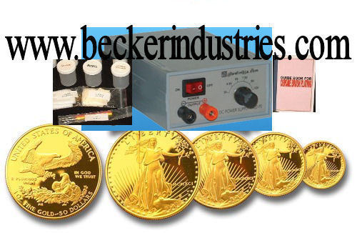 with 4oz 24K Gold Solution 24kt Gold//Chrome//silver//Rhodium Plating Machine