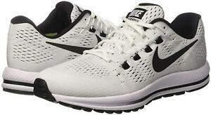 Men's Nike Air Zoom Vomero 12 Running Shoes 863762 100 White