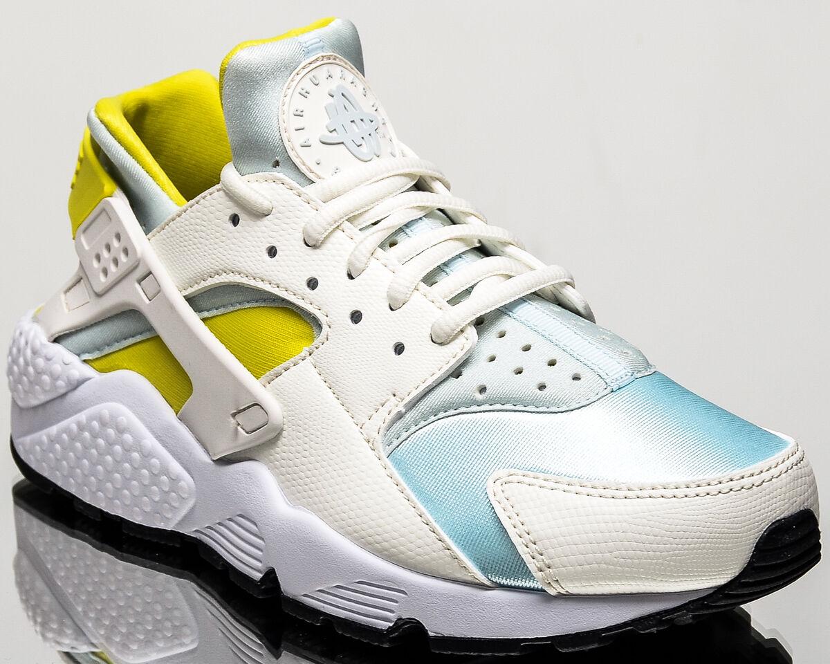 Nike Mujeres Air Huarache Run Zapatillas Mujer Lifestyle Zapatillas Run Nuevas Vela Azul 634835-112 d3a539