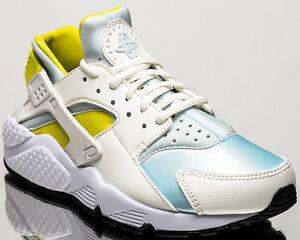 cc1b95f6449f62 Nike WMNS Air Huarache Run women lifestyle sneakers NEW sail blue ...