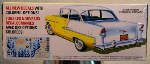 1955 Chevrolet Bel Air Sedan 2`n1 1:25 AMT 1119