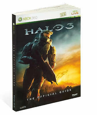 1 of 1 - Halo 3: The Official Guide by Mathieu Daujam, James Price (Paperback, 2007)