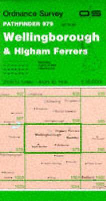 Wellingborough and Higham Ferrers (Pathfinder Maps) by Ordnance Survey, Good Use