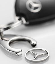Mercedes-Benz Schlüsselanhänger mit Einkaufs-Chip Mercedes-Stern