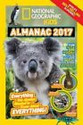 National Geographic Kids Almanac 2017 Paperback – 10 May 2016