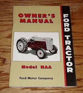 1954 ford tractor manual. Black Bedroom Furniture Sets. Home Design Ideas