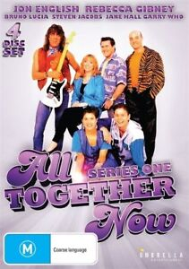 All-Together-Now-Series-1-4-DVD-Set-NEW-amp-Sealed-Region-4