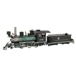 Wild-West-2-6-0-Locomotive-3D-Metal-Kit-Original-Metal-Earth-1190