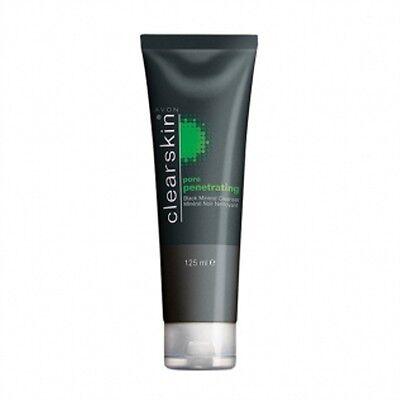 AVON  Clearskin Pore Penetrating schwarze Mineral Reinigungsgel