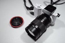 X-M FUJICA GMC mount PORST 135mm F2.8 lens objektiv lente + pouch and caps