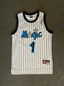 """Details about Nike Anfernee """"Penny"""" Hardaway Orlando Magic Jersey size Small"""