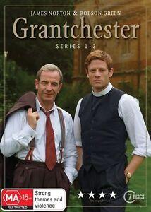 Grantchester-Series-1-3-DVD-NEW-Region-4-Australia