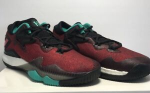 new style ed8e5 e328e Image is loading Adidas-Mens-Size-6-Crazylight-Boost-2016-James-