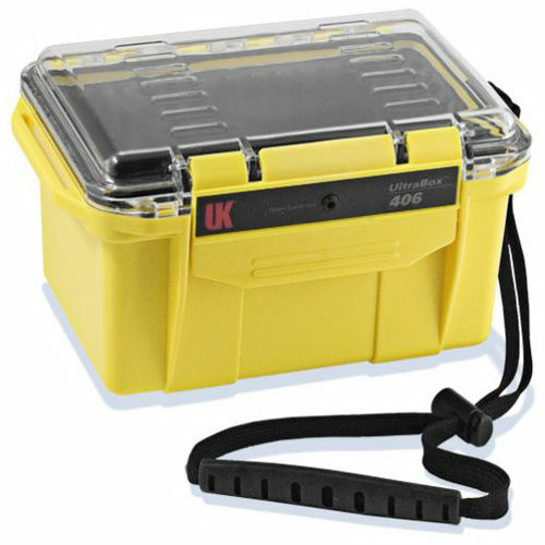 UK ULTRABOX 406 Waterproof Box Waterproof Suitcase NEW