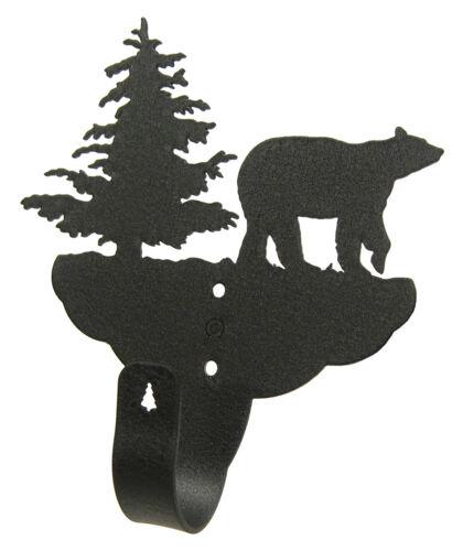 Bear Single Coat Hook Rack Many Uses