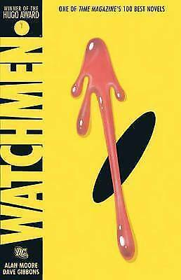 WATCHMEN TP by Alan Moore Paperback Book The Cheap Fast Free Post