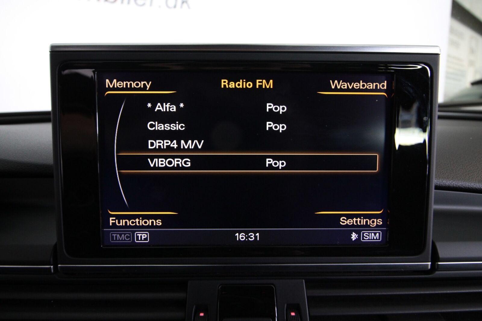 Audi A6 TDi 313 S-line Avant quat Tipt