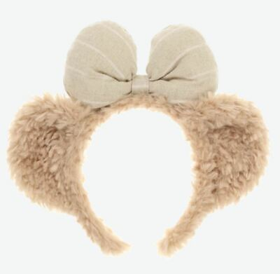 Tokyo Disney Resort Duffy Shellie May Ears Headband