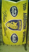 13th Airborne Flag 3x5