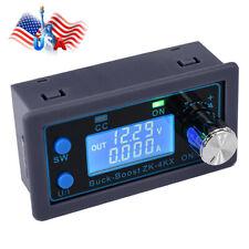 Dc Step Downup Buck Boost Power Supply Module Constant Pressure Lcd Digital