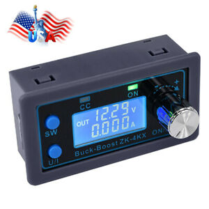 DC-Step-down-Up-Buck-Boost-Power-Supply-Module-Constant-Pressure-LCD-Digital