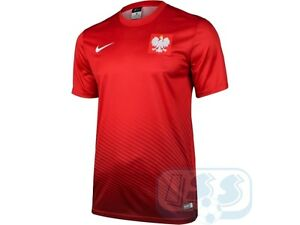 DPOL68-Nike-Pologne-Maillot-Supporteur-Rouge-Euro-2016