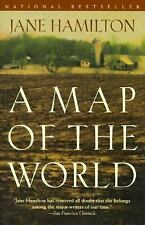 BUY 2 GET 1 FREE A Map of the World by Jane Hamilton (1992 Trade Paperback)
