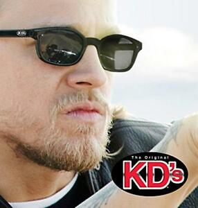a16b5b48a010 Smoke Lenses Sons of Anarchy Original KDs Jax Teller Biker Glasses ...