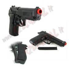 PISTOLA GIOCATTOLO CO2 BERETTA 92 FS WIN GUN WG C302B 6mm PALLINI BOMBOLETTA